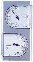Tanita temperature and humidity meter Silver TT-518-SV