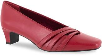 Easy Street Shoes Entice Women's Square Toe Pumps