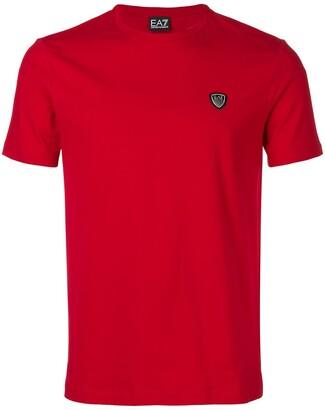 Emporio Armani Ea7 classic brand T-shirt