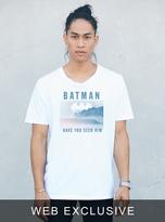 Junk Food Clothing Batman Have You Seen Him Tee