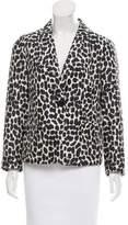 Kate Spade Lightweight Silk Blazer