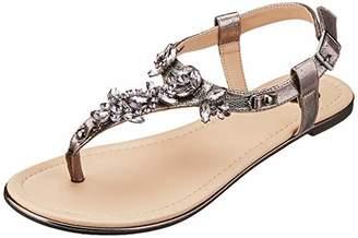 Buffalo David Bitton Shoes Women's 14s07-21 Flip Flops, Grey (Pewter 01 000)