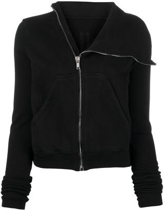Rick Owens Mountain zipped sweatshirt