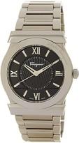 Salvatore Ferragamo Men's Vega Swiss Quartz Bracelet Watch