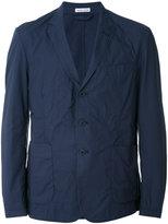 Tomas Maier slim-fit blazer - men - Cotton/Viscose - L