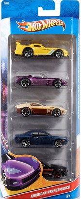 Hot Wheels Racing Cars Assortment