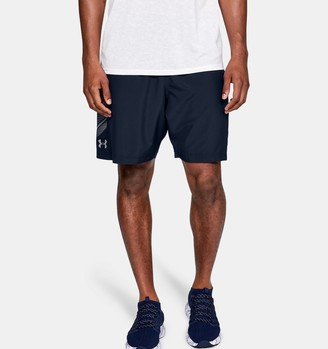 Under Armour Men's UA Woven Graphic Shorts