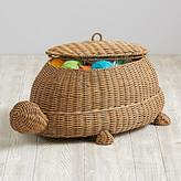 Baby Essentials Half Shell Turtle Floor Bin