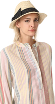 Kate Spade Crochet Crushable Fedora