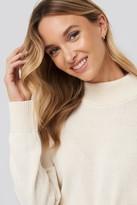 NA-KD Pamela X High Neck Sweater