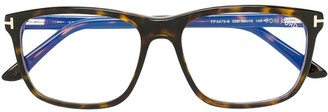 Tom Ford Tortoiseshell Optical Glasses