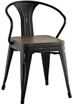 Modway Promenade Dining Chair Black