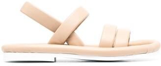Del Carlo Sling-Back Sandals