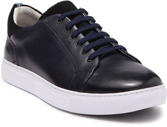 Robert Graham Koch Leather Sneaker