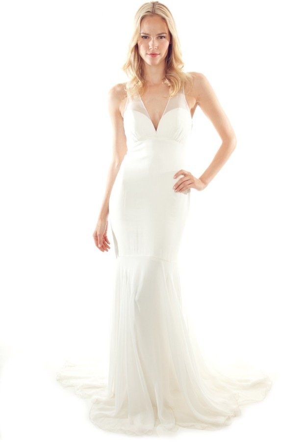 Nicole Miller Amanda Bridal Gown