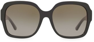 Tory Burch 57MM Oversize Square Sunglasses