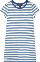 Ralph Lauren Petite Striped cotton t-shirt dress 7-14 years