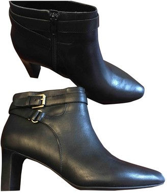Ralph Lauren \N Other Leather Ankle boots