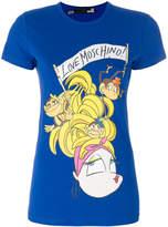 Love Moschino Bananas T-shirt