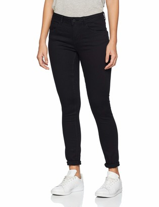Name It NOISY MAY Women's Nmjen Nr S.s Shaper Jeans Vi023bl Noos Skinny Jeans