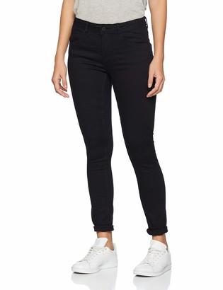 Noisy May Women's Nmjen Nw S.s Shaper Jeans Vi023bl Noos Skinny