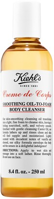 Kiehl's Creme de Corps Smoothing Oil-To-Foam Body Cleanser