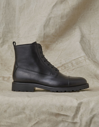 Belstaff ALPERTON Leather BOOT