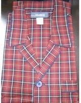 Majestic Athletic Majestic Men's Basics Long Sleeve Pajama Set