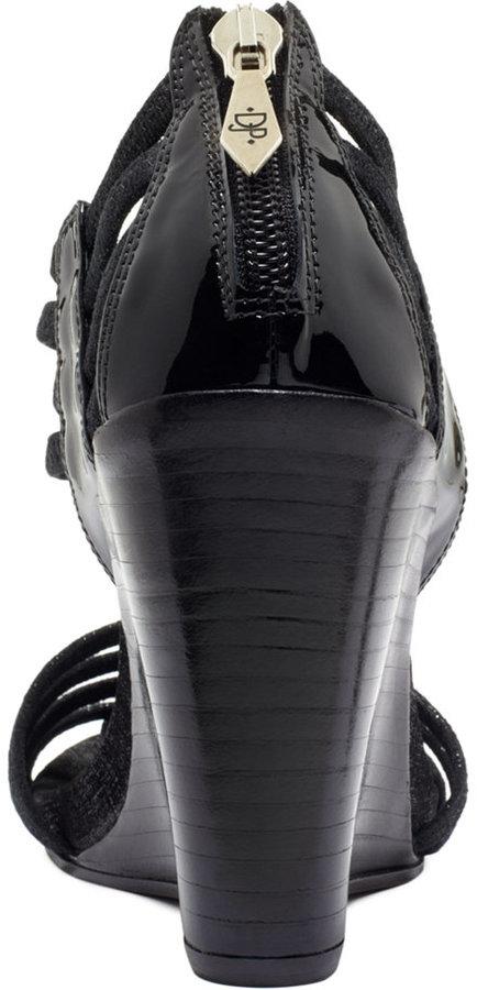 Donald J Pliner Women's Ginnie Wedge Sandals
