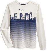 Epic Threads Boys' Long-Sleeve Graphic-Print Thermal T-Shirt, Only at Macy's