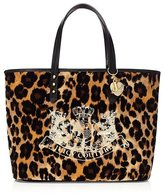 Juicy Couture Girls Velour Pammy Tote Bag