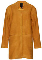 B. Young Brittany Boiled Wool Blend Topper Coat