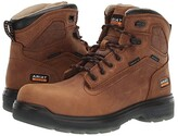 Ariat Turbo 6 Waterproof Carbon Toe Work Boot (Aged Bark) Men's Work Lace-up Boots