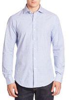 Polo Ralph Lauren Slim-Fit Estate Check Button-Down Shirt