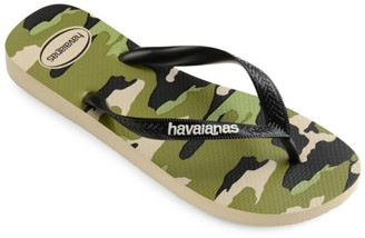 Havaianas Little Boy's & Boy's Top Camo Flip Flop