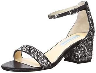 Betsey Johnson Blue Women's SB-MARI Heeled Sandal