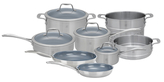 Zwilling J.A. Henckels Thermolon Coated Cookware Set (12 PC)