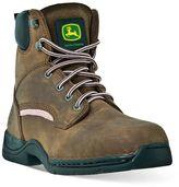 John Deere Women's Steel-Toe Hiking Boots