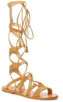 Frye Ruth Leather Tall Gladiator Sandals