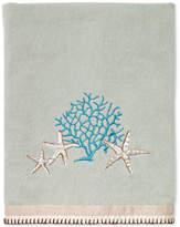 Avanti Beachcomber Cotton Embroidered Bath Towel