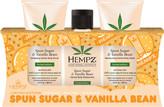 Hempz Spun Sugar & Vanilla Bean Holiday Rush Set