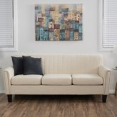 Christopher Knight Home Brookfield Three-Seat Fabric Sofa