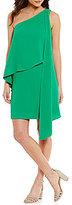 Antonio Melani Amidala One-Shoulder Dress