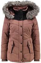 Khujo WINSEN Winter jacket peached mud/rose