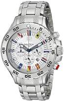 Nautica Men's N20503G NST Stainless Steel Watch by