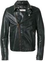 Golden Goose Deluxe Brand Berry biker jacket