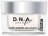Thumbnail for your product : Dr. Brandt Skincare Do Not Age Triple Peptide Eye Cream