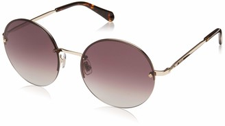 Fossil Women's Fos 2083/s Oval Sunglasses