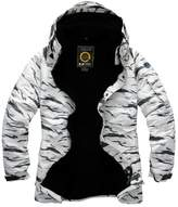 South Play Mens Premium Desert Ski Snowboard Boardwear Hood Jacket Jumper