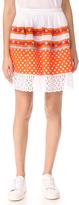 Tory Burch Austen Skirt